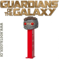 Funko Pop Pez Guardians Of The Galaxy Star-Lord Bonbon et Distributeur