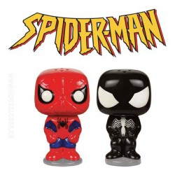 Pop Homewares Salt and Pepper Sets Spider-man