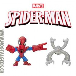 Marvel Super Hero Mashers Micro Spider-Man Figure