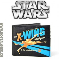 Star Wars Wallet X-Wing Wallet