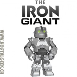 The Iron Giant Vinyl Vinimates Phosphorescent Edition Limitée
