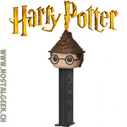 Funko Pop Pez Harry Potter with Sorting Hat Candy &Dispenser