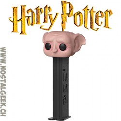 Funko Pop Pez Harry Potter Dobby Dupli Bonbon et Distributeur