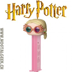 Funko Pop Pez Harry Potter Luna Lovegood Bonbon et Distributeur