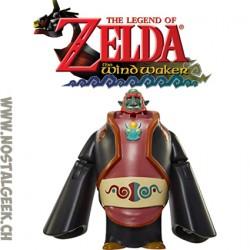 World of Nintendo 15cm The Legend of Zelda Windwaker Ganondorf King of Gerudos Action Figure