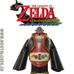 World of Nintendo 15cm (6'') The Legend of Zelda Windwaker Ganondorf King Of Gerudos Action Figure