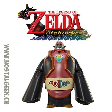 World of Nintendo 15cm (6'') The Legend of Zelda Windwaker Ganondorf King Of Gerudos Action Figure