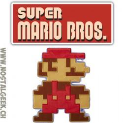 Nintendo Super Marios Bros. Luigi Fire 8 Bits Plush