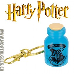 Harry Potter Hogwarts Potion Bottle Light Up Key Chain
