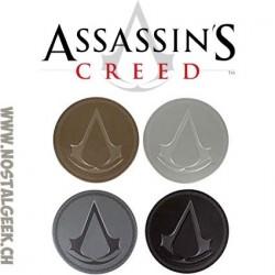Assassin's Creed Set de 4 Dessous de verre en métal