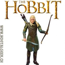 The Hobbit - Legolas Greenleaf Action Figure