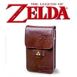 The Legend of Zelda Adeventurer's pouch kit Nintendo 3DS / 3DSXL