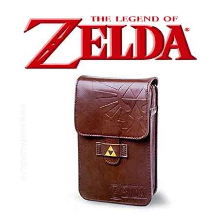 The Legend of Zelda Adeventurer's pouch kit Nintendo 3DS / 3DSXL