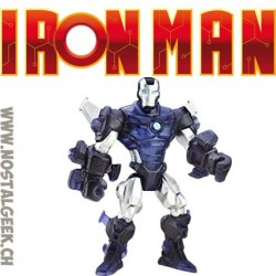 Marvel Super Hero Mashers Iron Man Stealth Armor Action Figure