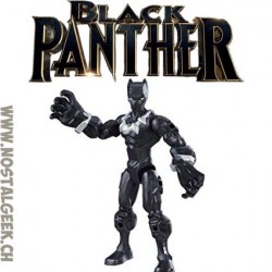 Marvel Super Hero Mashers Black Panther Action Figure