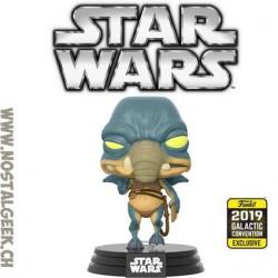 Funko Pop Star Wars Galactic Convention 2019 Watto Edition Limitée
