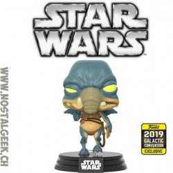 Funko Pop Star Wars Galactic Convention 2019 Watto Exclusive Vinyl Figure