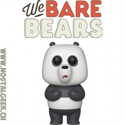 Funko Pop We Bare Bear Grizz Vinyl Figure