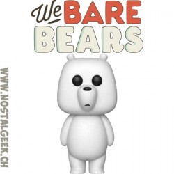 Funko Pop We Bare Bear Panda Vinyl Figure