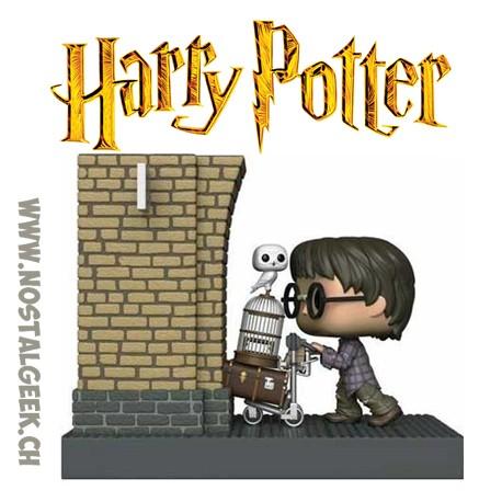 Funko Pop Movie Moments Harry Potter Entering Platform 9 3/4 Exclusive Vinyl Figure
