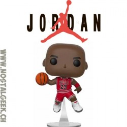 Funko Pop Basketball NBA Michael Jordan (Slam Dunk) Vinyl Figure