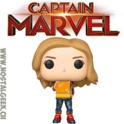 Funko Pop Marvel Captain Marvel Nick Fury Vinyl Figure