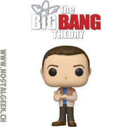Funko Pop Television The Big Bang Theory Sheldon Cooper (Vulcan Salute) Vinyl Figure