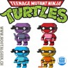Bundle Funko Pop Teenage Mutant Ninja Turtles 4 Exclusive Vinyl Figures