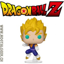 Funko Pop Dragon Ball Super SSGSS Vegito (Metallic) Edition Limitée