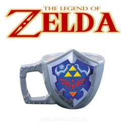 The Legend of Zelda Shield Mug