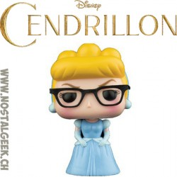 Funko Pop Disney Cinderella (Glasses) Exclusive Vinyl Figure