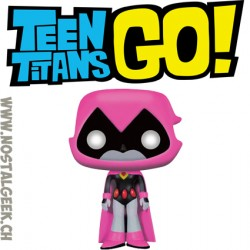 Funko Pop Teen Titans Go Red Raven Limited Vinyl Figure