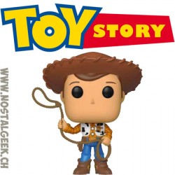Funko Pop Disney Toy Story Sheriff Woody (Toy Story 4) Vinyl Figure