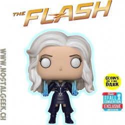 Funko Pop TV The Flash NYCC 2018 Killer Frost GITD Exclusive Vinyl Figure