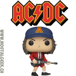 Funko Pop Rocks Angus Young Vinyl Figure