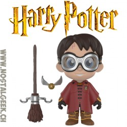 Funko 5 Stars Harry Potter With Edwige Vinyl Figure