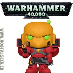 Funko Pop Games Warhammer 40k Ultramarines Intercessor Vinyl Figure