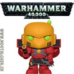 Funko Pop Games Warhammer 40k Ultramarines Intercessor Vinyl Figure