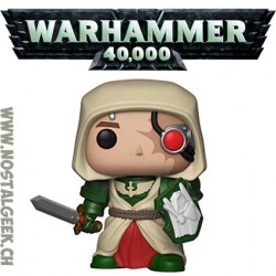 Funko Pop Games Warhammer 40k Space Wolves Pack Leader Vinyl Figure