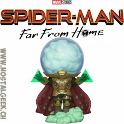 Funko Pop Marvel Spider-Man Far From Home Mysterio Vinyl Figure