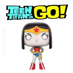 Funko Pop! Tv Teen Titans Go Raven As Wonder Woman Limited Edition