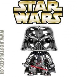 Funko Pop! Star Wars Darth Vader (Electrocuted) Vinyl Figure