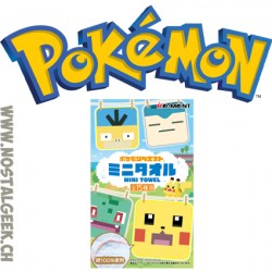 Pokemon Mini Serviette Pokemon Quest (21 X 21 cm)