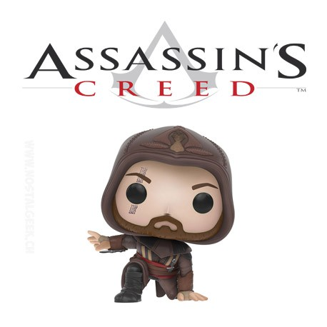 Funko Pop! Assassin's Creed Aguilar Crouching Lootcrate exclusive