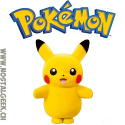 Bandai Pokemon Pikachu Pokemofu Doll