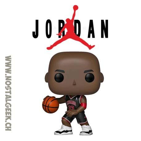 Funko Pop Basketball NBA Michael Jordan Chicago Bulls Exclusive Vinyl Figure