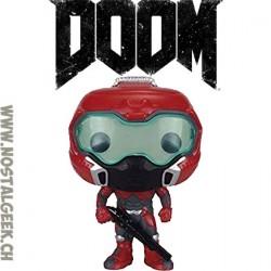 Funko Pop Games Doom Space Marine (Elite) Edition Limitée