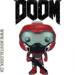 Funko Pop Games Doom Space Marine (Elite) Exclusive Vinyl Figure