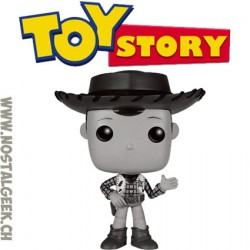 Funko Pop Disney Toy Story Sheriff Woody Holding Forky Exclusive Vinyl Figure