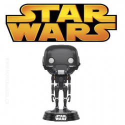 Funko Pop Star Wars Rogue One Captain K 2SO